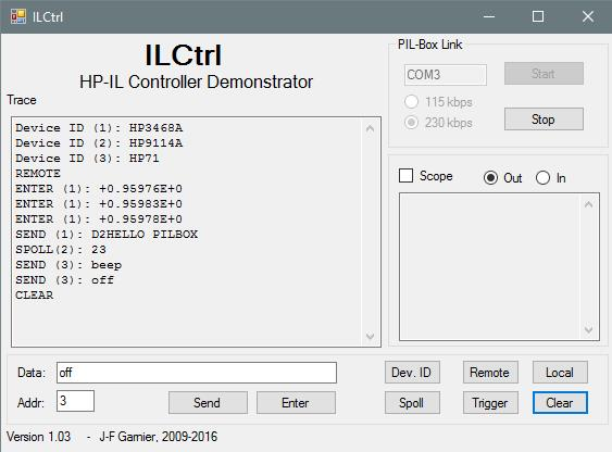 HP-IL Resource Page